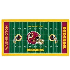 WinCraft Washington Redskins American Football NFL Teppich