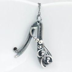 Fine silver monogram initial pendant letter d pendant initial fine silver monogram initial pendant letter a pendant initial jewelry audiocablefo