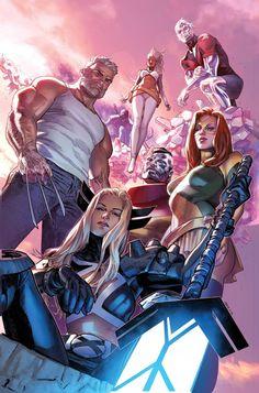 Extraordinary X-Men #3 1:25 Variant