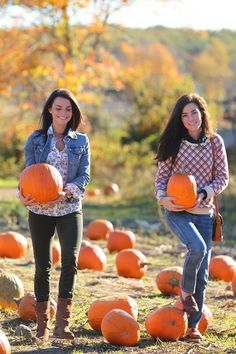 Classy Girls Wear Pearls: Search results for pumpkin Pumpkin Head, Cute Pumpkin, Pumpkin Farm, Pumpkin Patch Photography, Pumpkin Patch Pictures, Pumpkin Patch Outfit, Pumpkin Patches, Farm Clothes, Best Friend Pictures