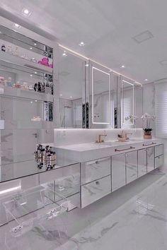 House Rooms, Dream Bathrooms, House Design, Bathroom Interior, Home Room Design, Bathroom Design Luxury, Bathroom Interior Design, Luxury Homes, Bathroom Design