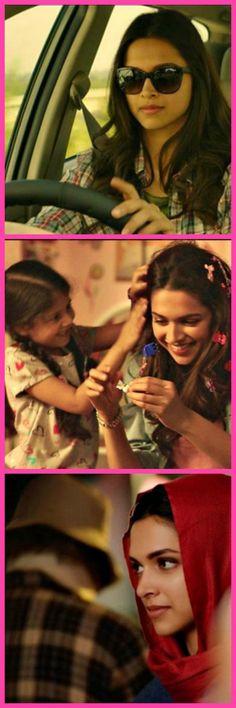 Check Out Deepika Padukone's Delhi-Girl Look In 'Piku'!