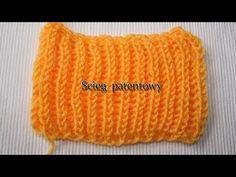 Ścieg patentowy na drutach - YouTube Knitted Hats, Crochet Hats, Stitch, Knitting Tutorials, Youtube, Anna, Relax, Google, Diy