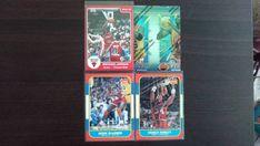 bonus and Star Michael Jordan Rookie Card # 101 Basketball Cards, Michael Jordan, Trading Cards, Stars, Collector Cards, Sterne, Star