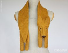 FOX SCARF - this would mostly just be a sign that i officially have excess money to spend.