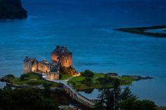 Красивейшие замки и дворцы в мире