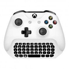 ¡Disfruta al máximo de tu Xbox One con este fantástico teclado USB!