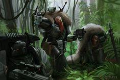 Warhammer Art, Warhammer Fantasy, Warhammer 40000, Fantasy Battle, Fantasy Art, Deathwatch, Space Wolves, Sci Fi Characters, Bioshock