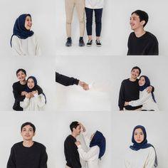 Wedding List, Dream Wedding, Wedding Ideas, Couple Photography, Wedding Photography, Muslimah Wedding, Hijab Style Tutorial, Pre Wedding Photoshoot, Friend Photos