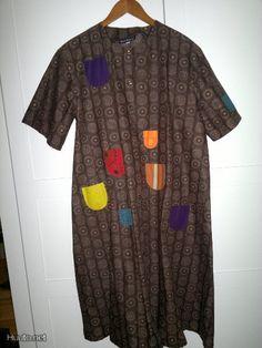 Iloinen takki ruskeana. Nam. Short Sleeve Dresses, Dresses With Sleeves, Shirt Dress, T Shirt, Fashion, Supreme T Shirt, Moda, Shirtdress, Tee Shirt