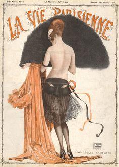 La Vie Parisienne, February 1920