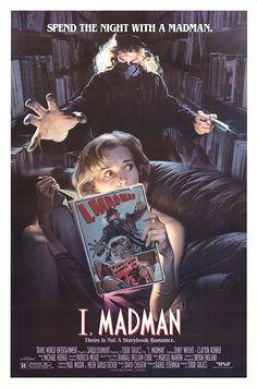"""I, Madman"" (1989) directed by Tibor Takács"