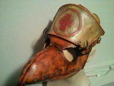 Plague Mask- Nurse