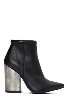 Jeffrey Campbell Truly Ankle Boot | Shop Shoes at Nasty Gal #streetstyle