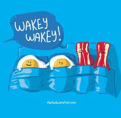 Eggs & Bakey