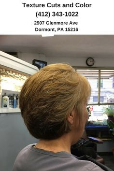 Thanks for stopping by Barb.  http://www.texturecutsandcolor.com/ | #HairSalon #DormontPA