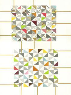 Portland, Maine-based artist Joe Kievitt's abstract works  (www.joekievitt.com - unpinnable)