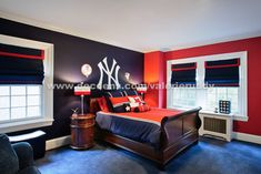 Teen Boy Bedroom Design Ideas, Pictures, Remodel, and Decor