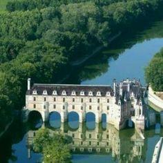Chateaux Chenonceau ,Loire Valley,France