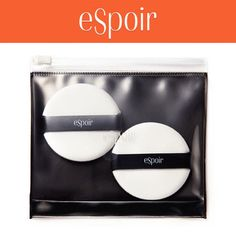 [ESPOIR] Air Cushion Puff 2EA ruby cell puff  Air Puff Amorepacific IOPE Missha #espoir
