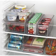 Helpful Refrigerator Organizers - How to Declutter Your Fridge - Good Housekeeping