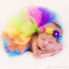 Cheap photography props infant, Buy Quality baby photography props directly from China newborn photography props Suppliers: Newborn Photography Props Infant Costume Outfit Princess Baby Tutu Skirt Headband Baby Photography Prop Colorful Rainbow Dress Handgemachtes Baby, Baby Girl Tutu, Baby Girl Princess, Baby Girl Newborn, Baby Girls, Baby Gender, Princess Party, Bebe Baby, Princess Tutu
