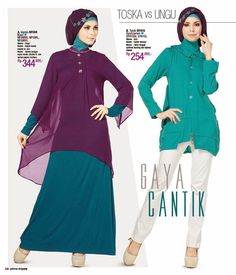 Butik Jeng Ita - Produk Busana dan Fashion Cantik Terbaru: Baju Muslim Gamis Pesta
