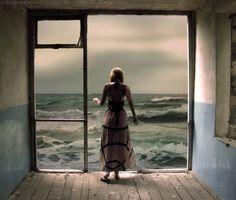 She longs to return to the sea