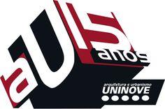 Exemplos de logo em comemoração aos 15 anos de curso da marca