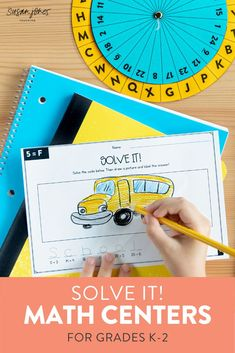 Need a new and fun way to practice first grade addition, subtraction, number sense, etc.?! This hands on math activity is filled with tons of fun math puzzles for students to solve then illustrate! Click on over to see more!