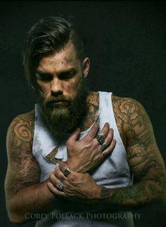 Model Geoff of Bearded Bad Boys ....... Photographer Corey Pollack https://edmontonuniquephotography.wordpress.com/category/all-posts/ .......... Edmonton Alberta Canada