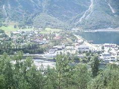Hæreid, Eidfjord in Hordaland