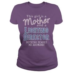 Awesome Tee For Lighting Director T-Shirts, Hoodies. CHECK PRICE ==► https://www.sunfrog.com/LifeStyle/Awesome-Tee-For-Lighting-Director-102869136-Purple-Ladies.html?id=41382