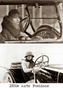 1920s-women-and the automobile