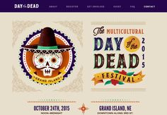 50 Web Designs with Awesome Typography