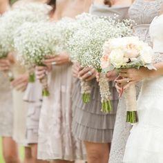 bouquet rustic bouqet bouquets bride bridesmaids flowers details gray jaffe bridesmaid