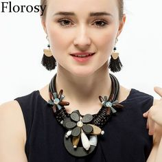 Cheap necklace weight, Buy Quality necklace ring directly from China wood chain necklace Suppliers: