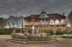 devonport park plymouth  Higher Park Lodge is Kens current home....