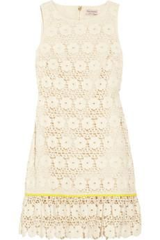 Juicy Couture dress | More here: http://mylusciouslife.com/wishlist-cream-white-and-beige-dresses/