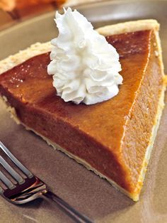 Perfect Pumpkin Pie: Quick and easy recipe from Bent Fork Bakery. It's a Thanksgiving Must-Have! http://www.hgtv.com/entertaining/perfect-pumpkin-pie/index.html