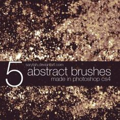 450+ Photoshop Grunge Brushes