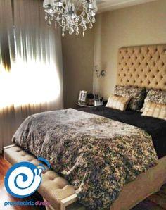 Belíssimo #apartamento de alto padrão em Com 225m², o #imóvel conta com 4 suítes e 4 vagas na #garagem em condomínio fechado!