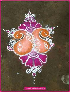 Rangoli Designs Latest, Rangoli Designs Flower, Rangoli Border Designs, Colorful Rangoli Designs, Rangoli Designs Diwali, Rangoli Designs Images, Mehndi Art Designs, Beautiful Rangoli Designs, Latest Rangoli