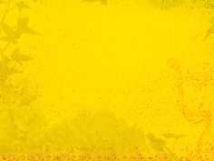 Yellow Backgrounds Wallpapers for PowerPoint