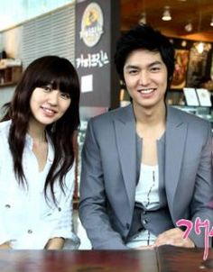 She was in Coffee prince and now a cameo in this drama where everyone thought he was gay. Lee Min Ho News, Yoon Eun Hye, Coffee Prince, Goong, Kim Bum, City Hunter, Boys Over Flowers, Personal Taste, The Heirs