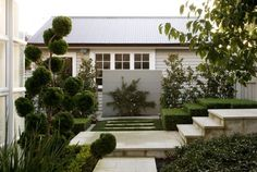 Auckland Garden Designfest 2013 (Studio Home) Modern Landscape Design, Modern Landscaping, Backyard Landscaping, Landscaping Ideas, Outdoor Rooms, Outdoor Living, Outside Living, Small Garden Design, Raised Garden Beds
