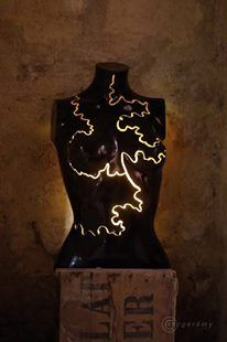 Decoration Design, Mannequin, Les Oeuvres, Batman, Lights, Superhero, Character, Art, Art Background