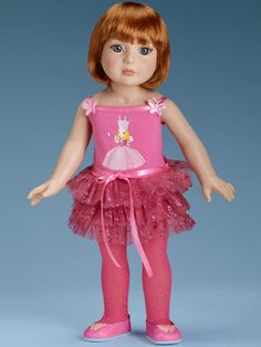 """18"""" On a Bubble Outfit - Expected to arrive 4th quarter!   Tonner Doll Company"""