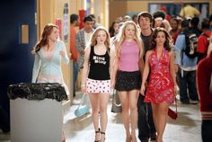 Life Lessons From 'Mean Girls' 42 Life Lessons from Mean Girls. best thing Life Lessons from Mean Girls. best thing ever. Mean Girls, Regina George, Shia Labeouf, Logan Lerman, Amanda Seyfried, Just For Laughs, Good Movies, Teen Movies, Imdb Movies