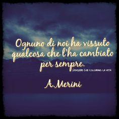 Per sempre ....